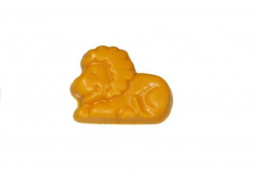 2515 Oranje leeuwtjes met sinaasappelsmaak