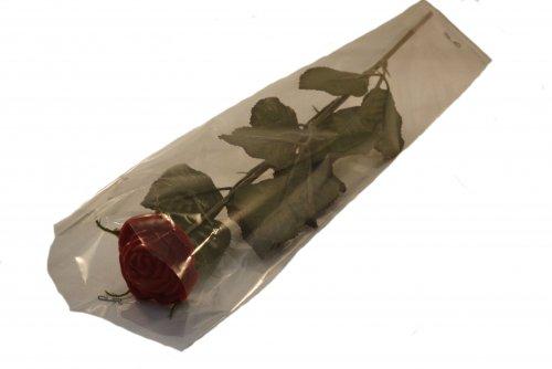 2422 Rozen rood verpakt in zakje