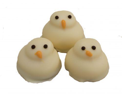 7061 ** Nieuw** Sneeuwpop bonbons