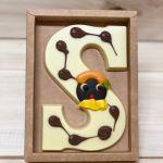 Chocolade letter 200 gram deco piet 3