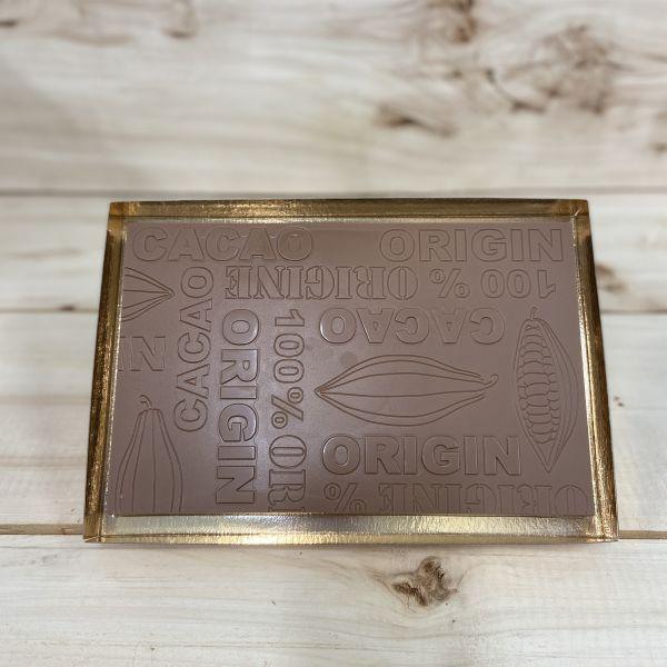 1 kilo 100 % origine chocolade